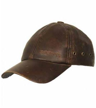 Australian Fashion Cap Australian Outdoor Leather