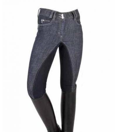 HKM Reithose D.Jeans Miss Blink