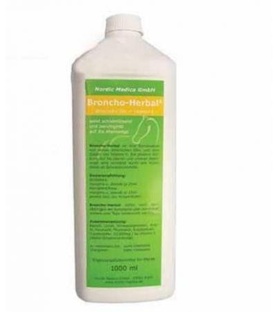 Nordic Husten Liquid Broncho Herbal (10 o.20)