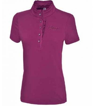 Pikeur Polo Shirt Dantess Plissee Kragen FS´18*