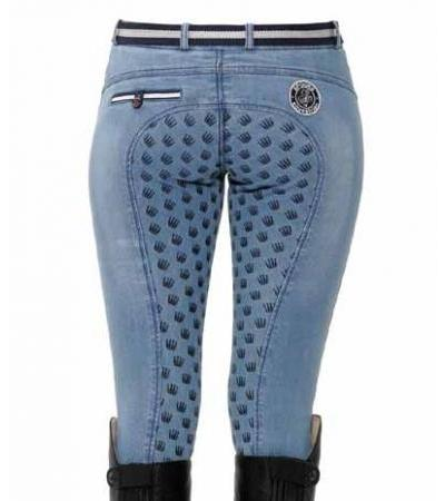 Spooks Reithose D.Lucy Jeans Full Grip FS´18